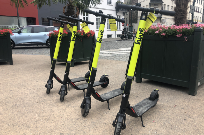 Hive to add 800 e-scooters to snowballing services in Brussels