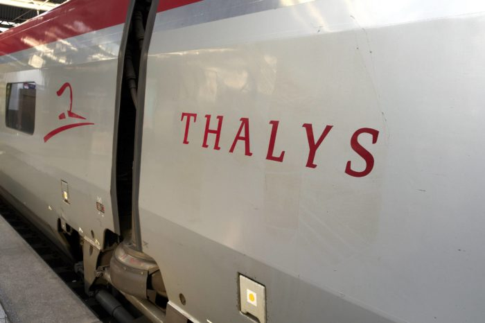 How high-speed train Thalys wants to compete with airlines
