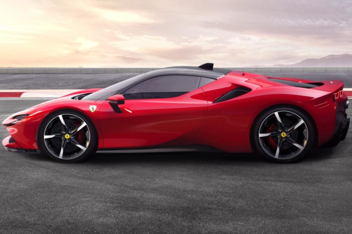 Ferrari goes plug-in hybrid with SF90 Stradale hypercar