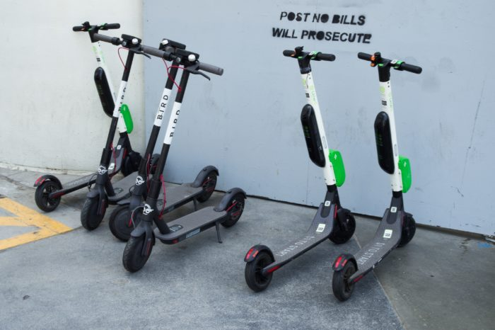Free-floating scooters: business model conundrum