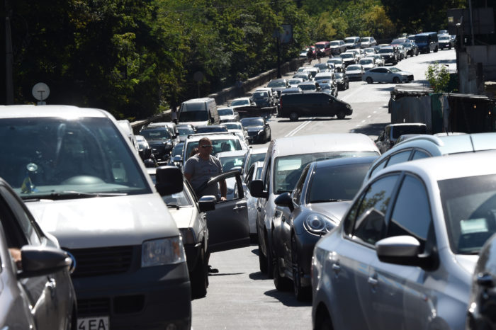 Walloon driver more prone to road rage