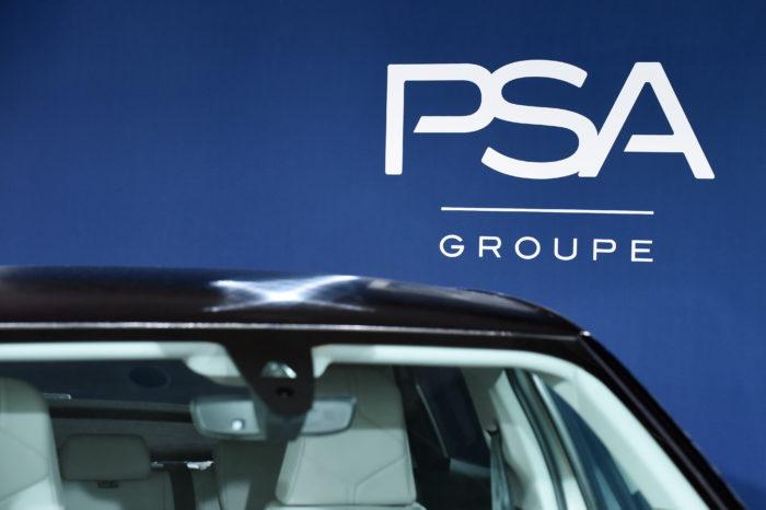 PSA: global sales drop by 12,8%