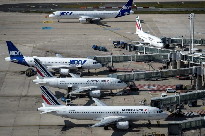 Airlines rage against French eco-taxes