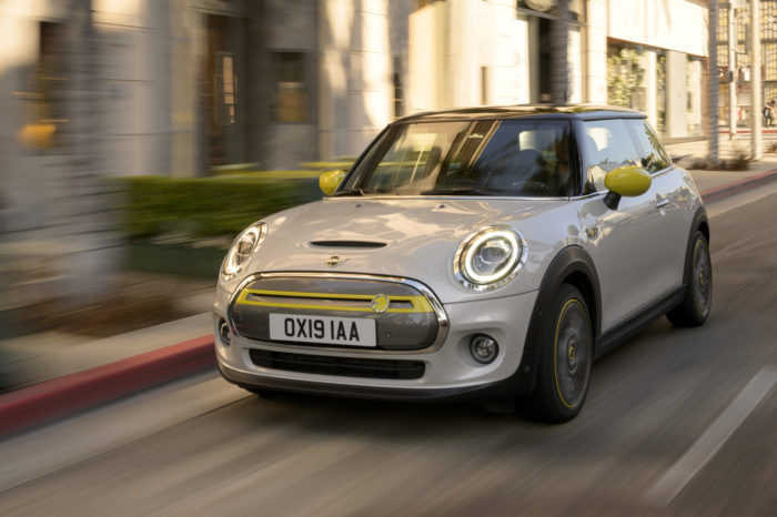 New Mini Electric will be built in Oxford
