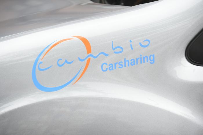 Antwerp pampers car sharing