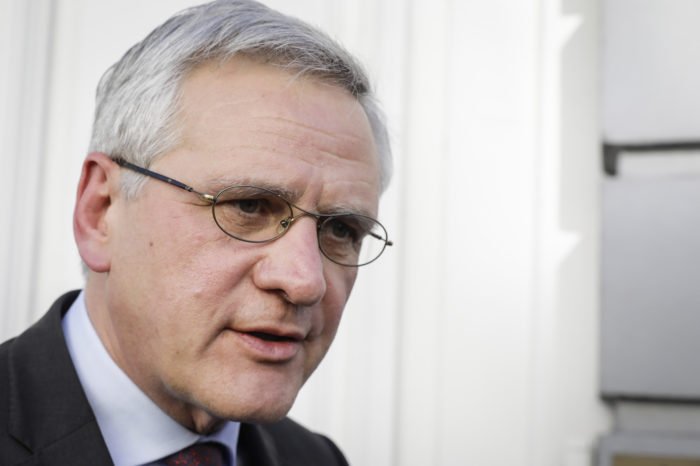 Kris Peeters pleads for uniform traffic regulation in Europe