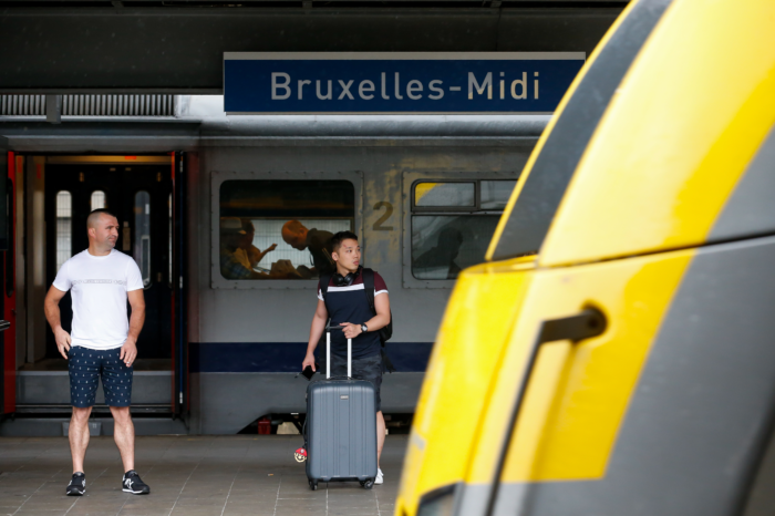 Infrabel wants to paralyze rail traffic in Brussels for a month