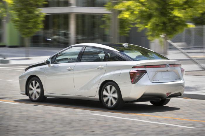 Bright future for hydrogen cars?