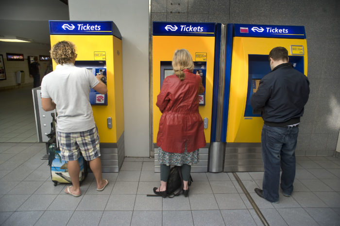 NS calls in mobility partners to sell tickets