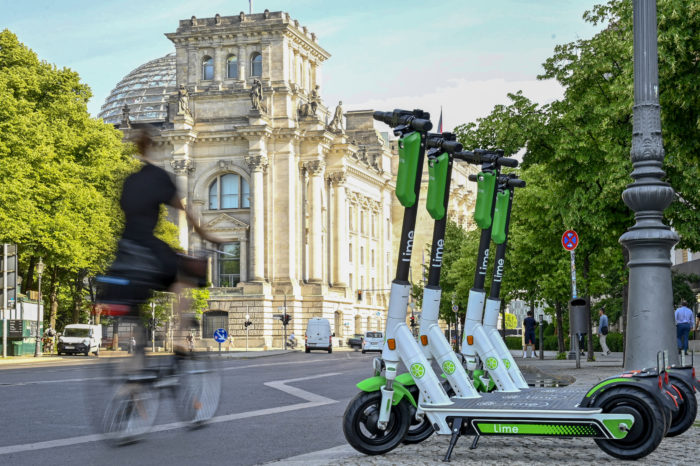 E-scooter sales are booming