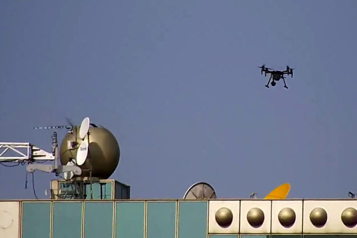 Spain uses drones to detect traffic infringements