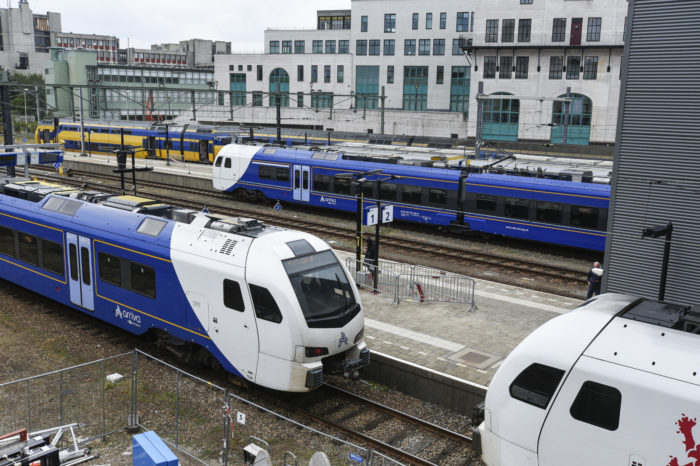 Dutch rail: new timetables planned per 10 seconds