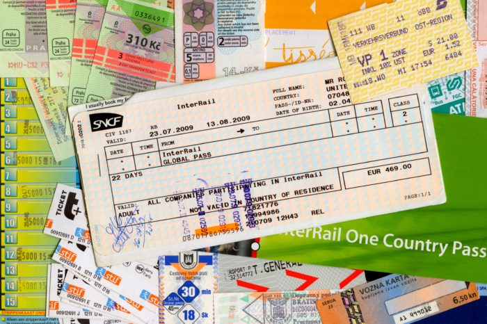 UK pulls out of Interrail and Eurail and carries on alone