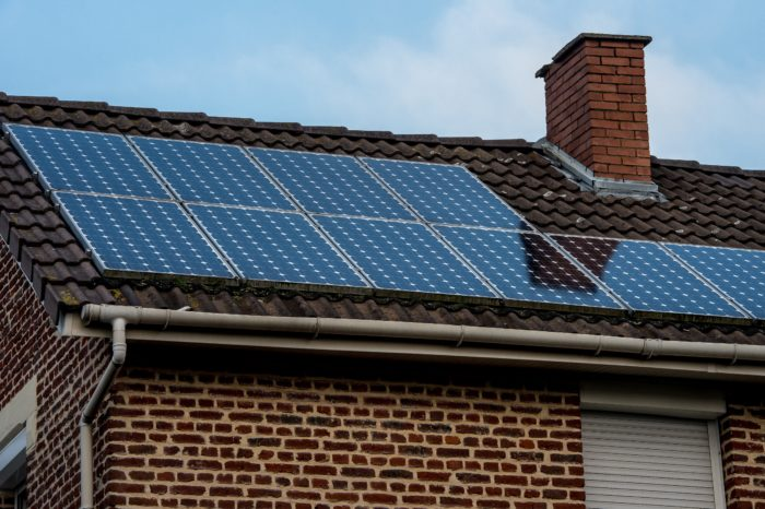 Brico offers solar panels for rent