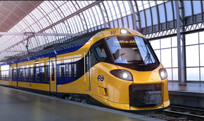NS orders 18 new trains for Amsterdam-Brussels