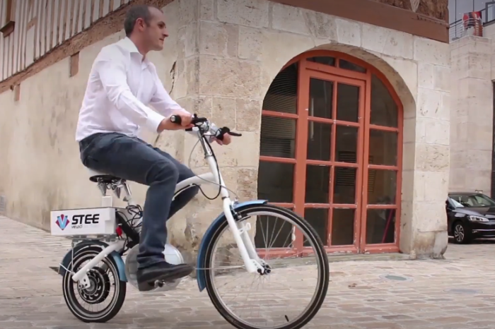 French start-up bets on e-bike without battery