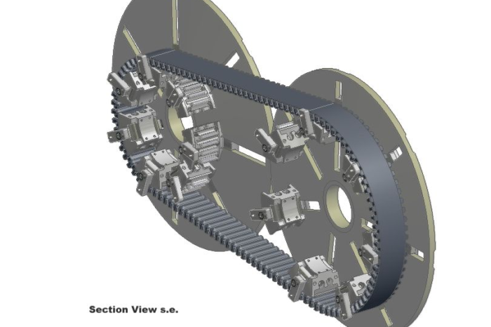 Drive Technology Holland develops innovative transmission without gears