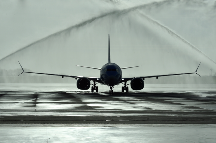 Airline ticket prices are soaring with almost 30%