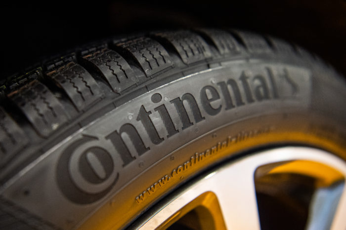 Continental changes course to electric