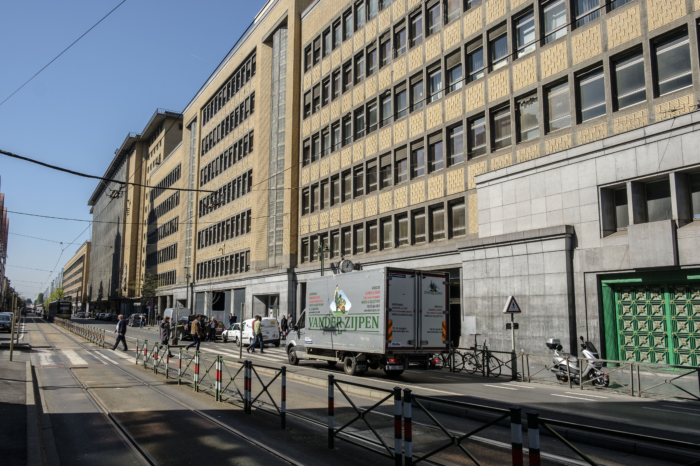 Three candidates left for new NMBS/SNCB headquarters
