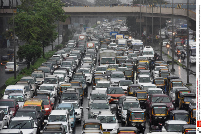 Indian car sector is suffering heavily
