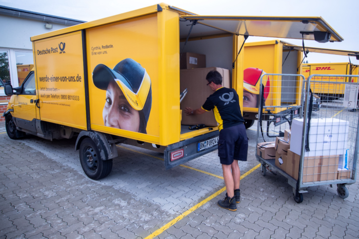 German post scores with self-built e-delivery truck StreetScooter