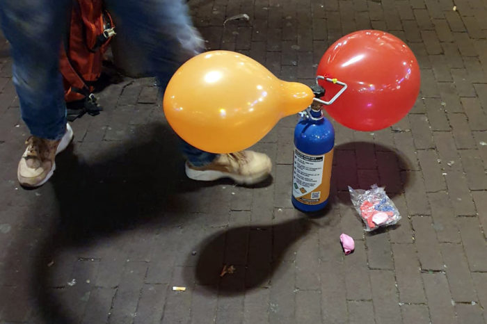 Use of laughing gas growing significantly