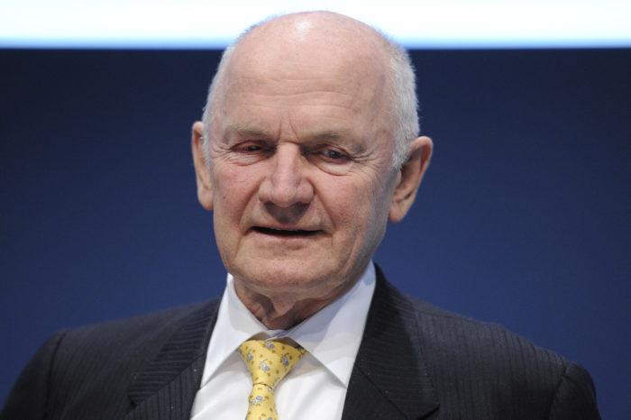 Volkswagen 'patriarch' Ferdinand Piëch dies at age 82