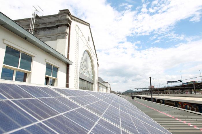 Belgian rail to install 5.600 extra solar panels