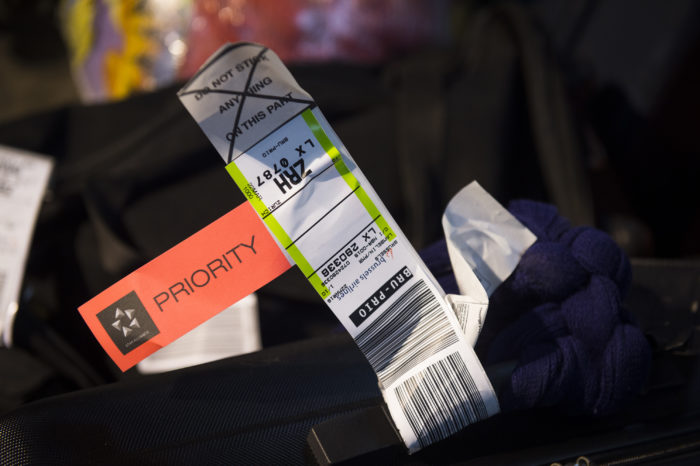 Air France to introduce new connected luggage tags