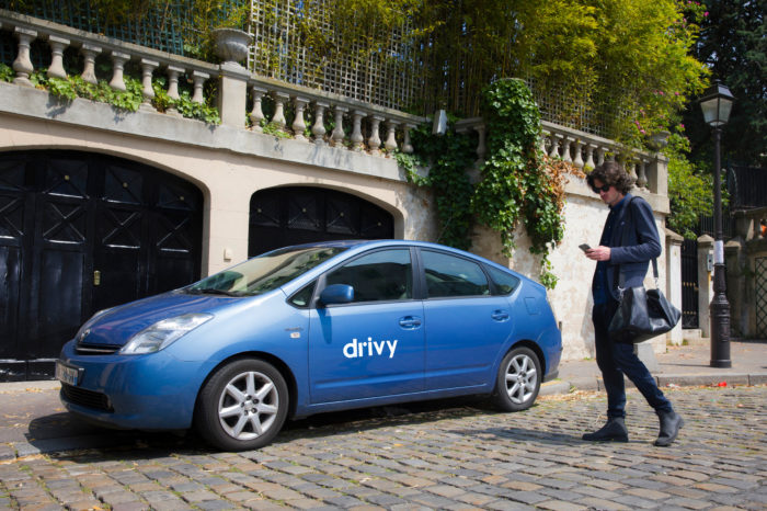 Drivy hosts increasing number of professional renters