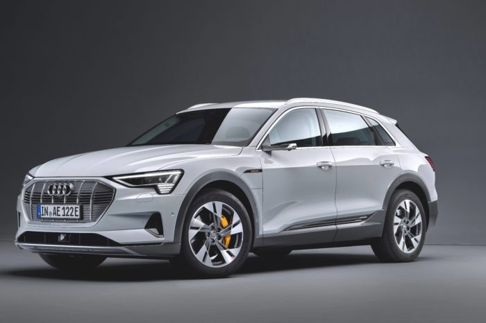 Audi adds second version of e-tron to electric portfolio