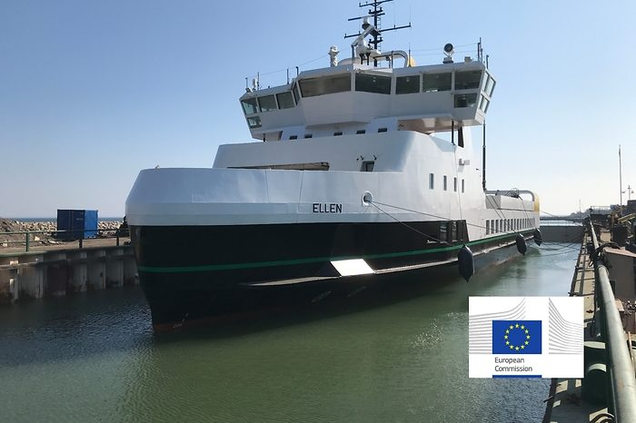 World's most powerful battery-electric ferry sets out to sea