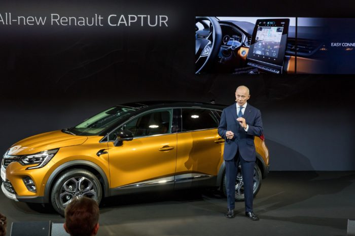 Renault CEO Thierry Bolloré: 'We're working on a 10.000 euros EV'