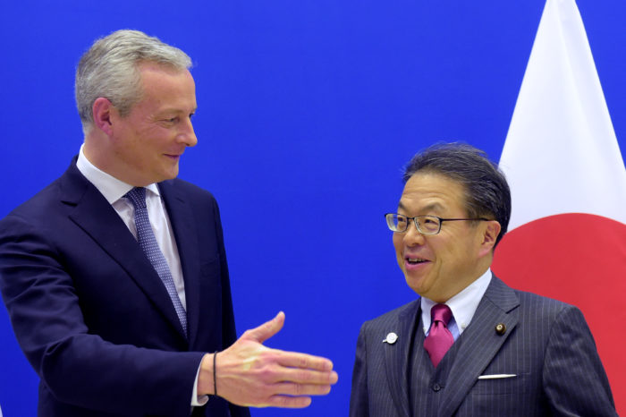 France and Japan try to join forces in automotive sector