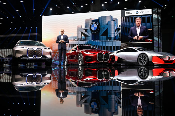 BMW: 'electric car market not ripe yet'