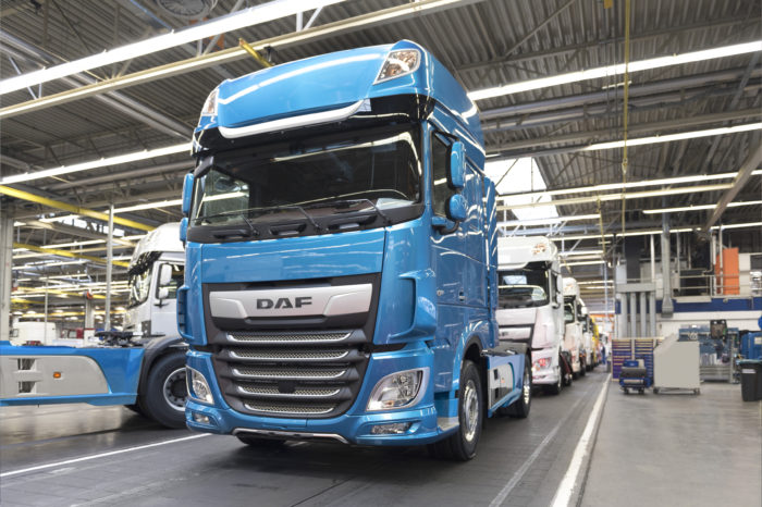 DAF benefits from possible Brexit