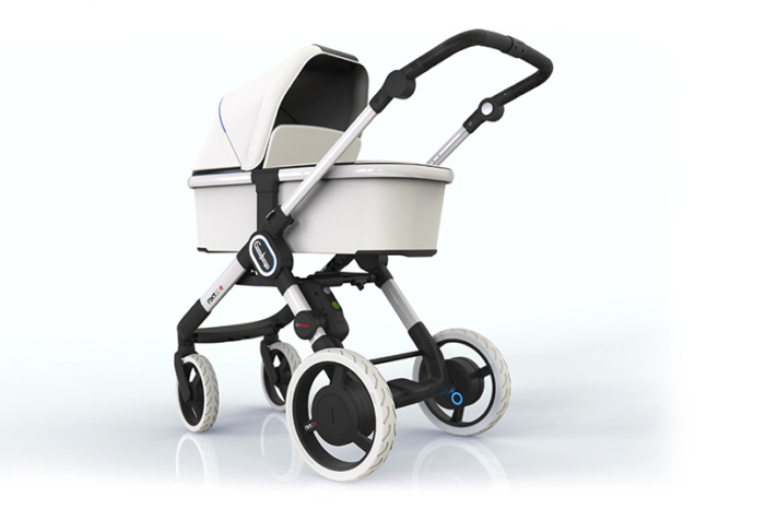 Bosch to introduce the electric baby buggy