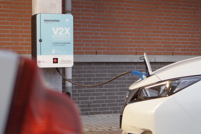 Dutch government to subidize 472 public smart V2G chargers