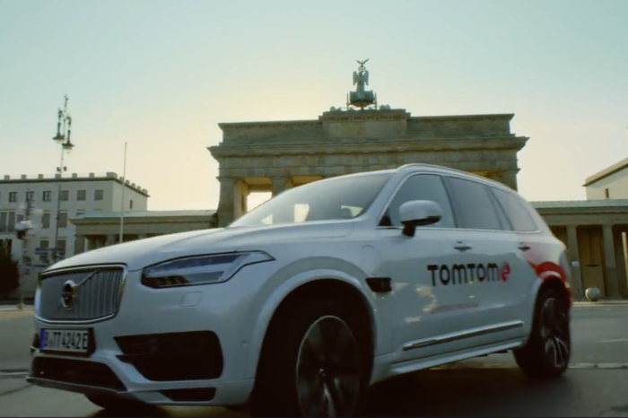 Meet Trillian, TomTom's top-notch autonomous car