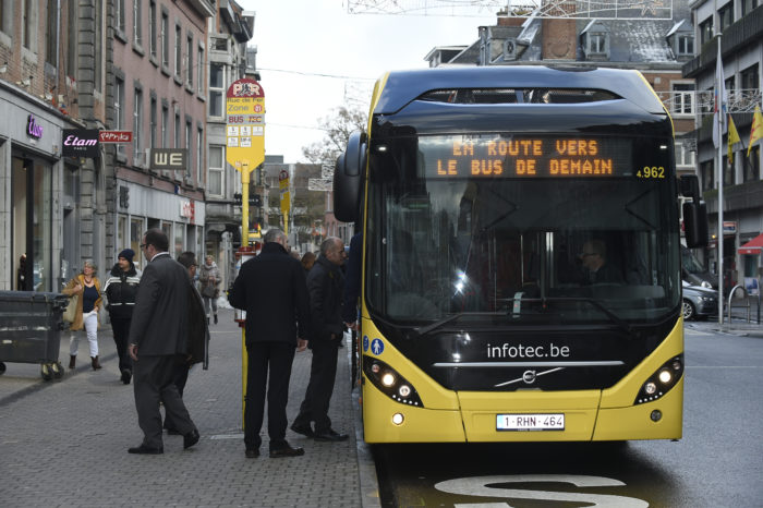 Will buses ever replace small train lines?