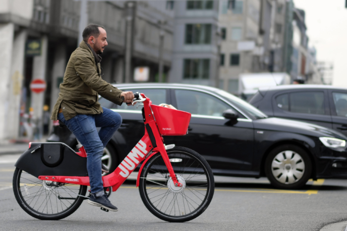 Uber pulls back Jump bikes from four Brussels municipalities for vandalism