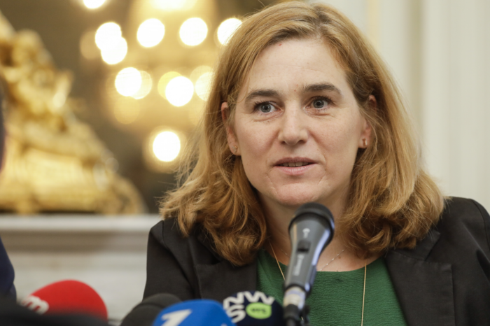Elke Van den Brandt: 'Brussels needs a change in mentality'