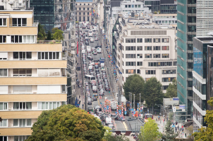 'Clean air' central theme of Brussels Mobility Week