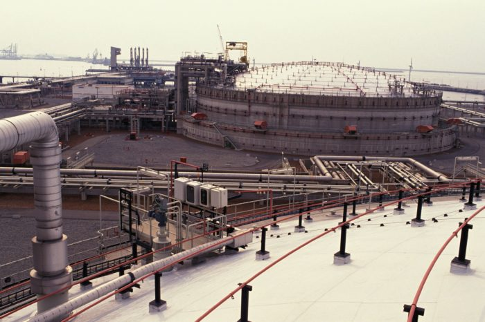 Fluxys signs one-billion contract with Qatar Petroleum