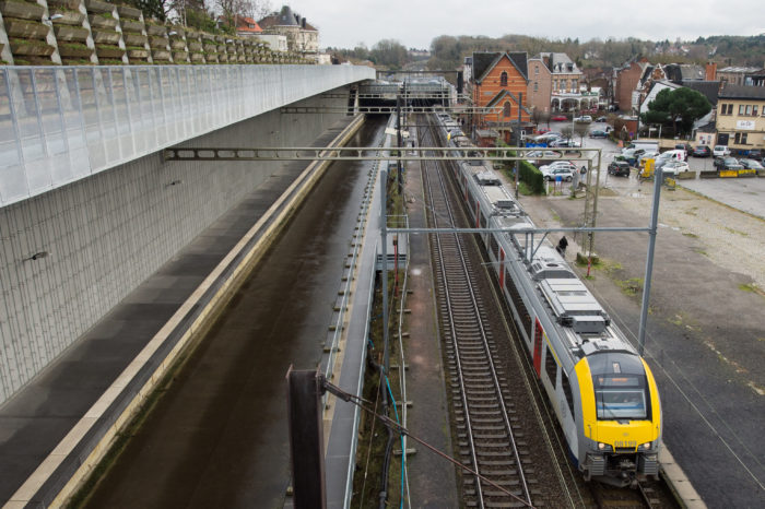 Brussels commuters: two-thirds take car