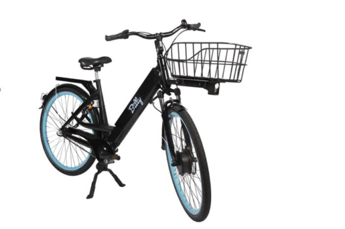 Brussels Billy Bike doubles its shared e-bike fleet