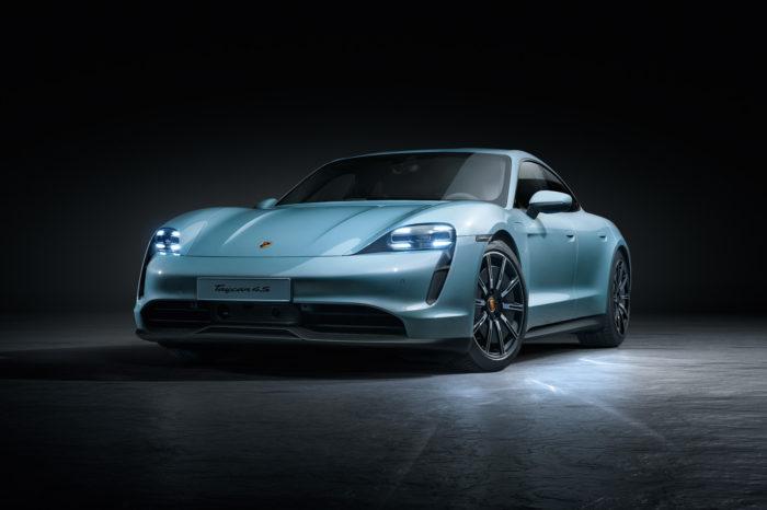 Porsche's 'basic' Taycan 4S retails at 110.500 euros