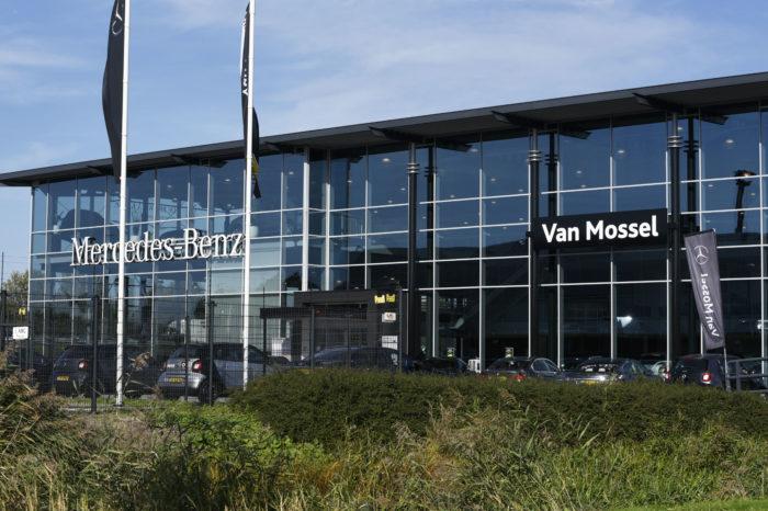 Van Mossel Automotive Group to sell trucks