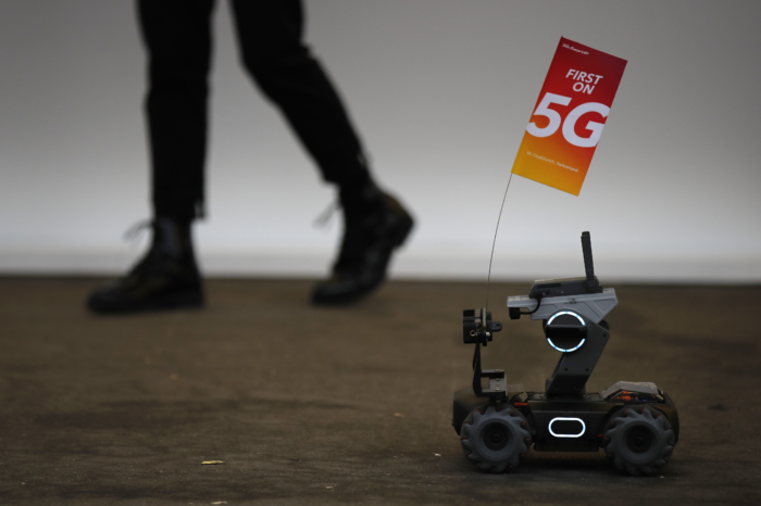 Belgian business and agriculture are waiting for 5G